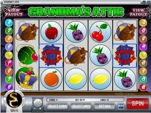 Grandmas Attic Slot - Play Online & Win Real Money