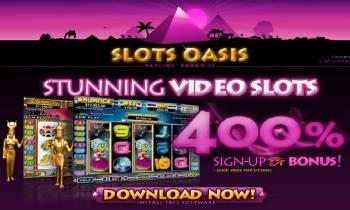 Slot oasis download